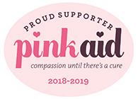 Pinkaid supporter 2018-2019
