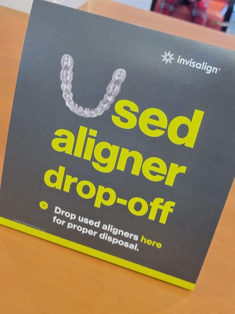 Invisalign Aligner Recycling 48